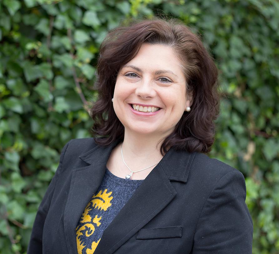 Presidenta del Colegio de Gestores Administrativos de Aragón y La Rioja