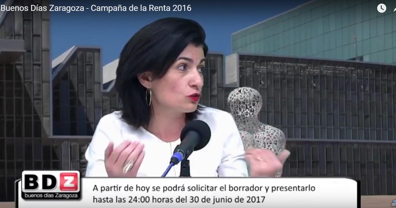 Buenos dias Zaragoza