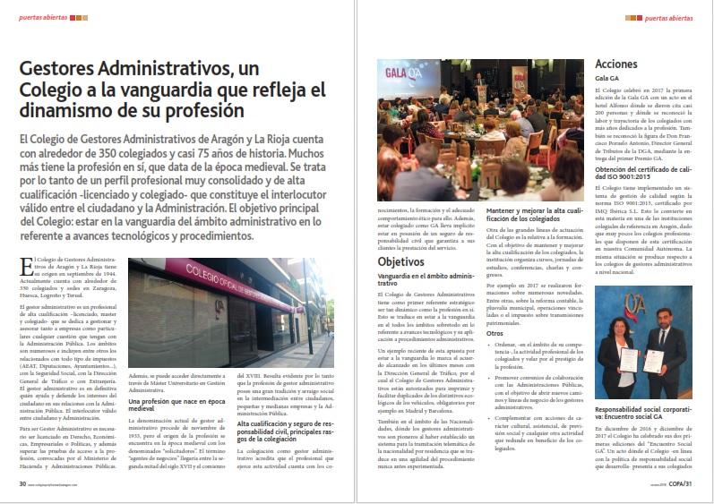 Revista COPA