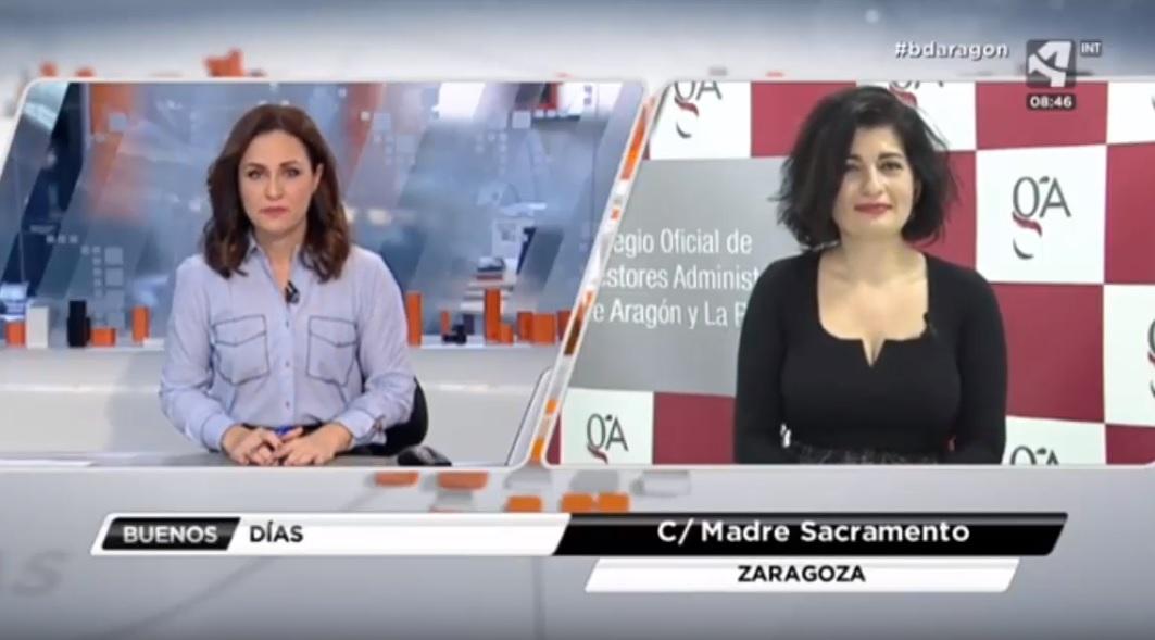 Ana Rubio en ATV