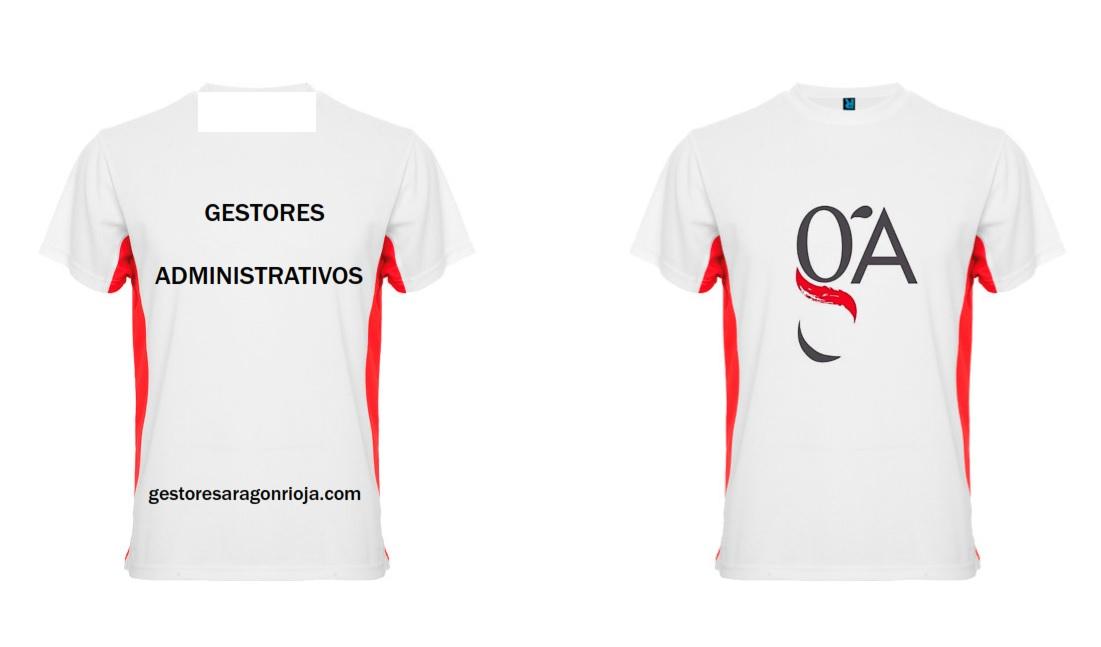 Camisetas GA