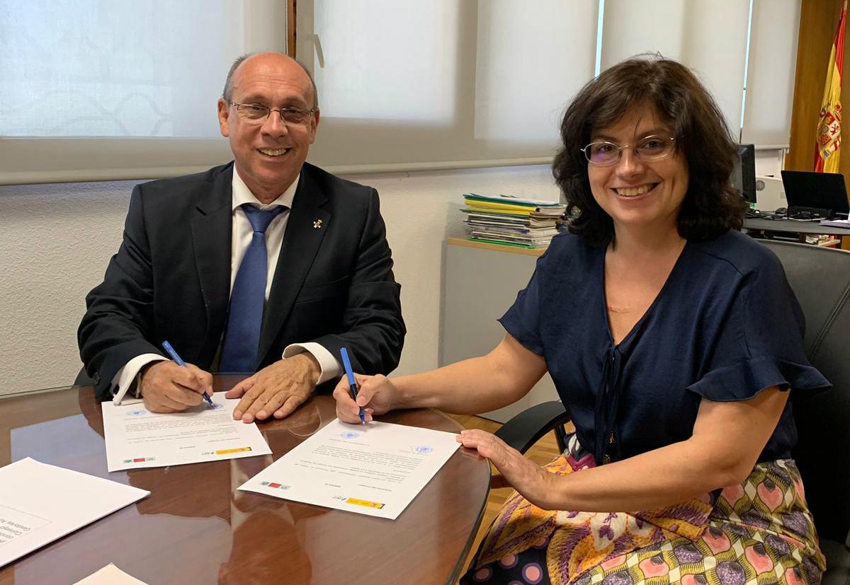 Acuerdo con DGT Zaragoza
